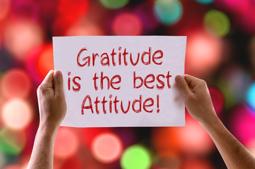 Gratitude: Gateway to Success