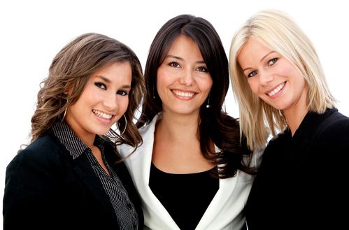 Women who take the lead